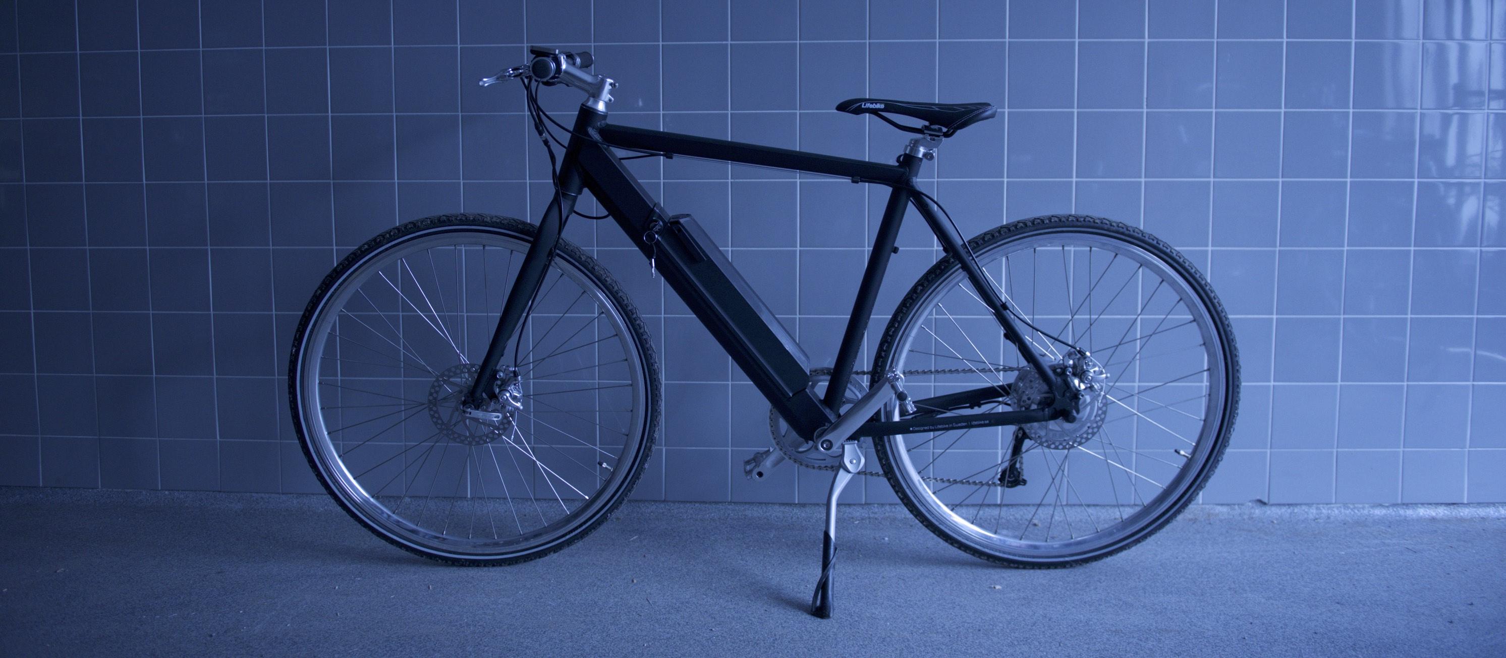 Vinterunderhåll för elcykel