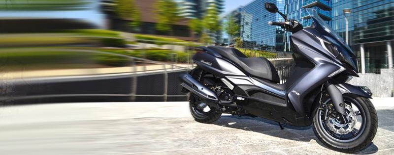 Handla scooter här