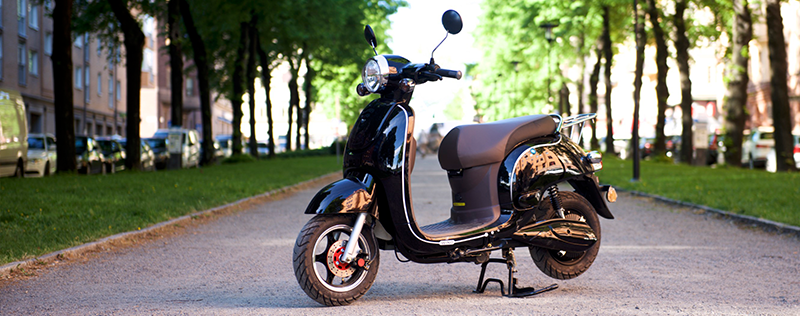 Handla mopeder här